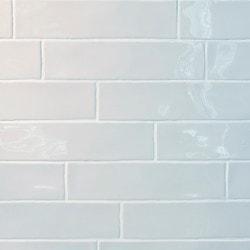 GL Stone & Tile Rippled Edge Porcelain Subway Tiles Model 151716001 Kitchen Wall Tiles