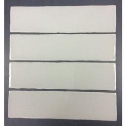 GL Stone & Tile Rippled Edge Porcelain Subway Tiles Model 151716021 Kitchen Wall Tiles