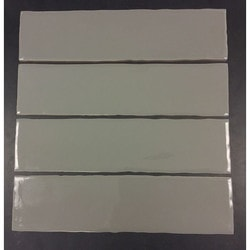 GL Stone & Tile Rippled Edge Porcelain Subway Tiles Model 151716031 Kitchen Wall Tiles
