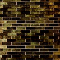 GL Stone & Tile Brick Pattern Glass Mosaics Model 151702071 Kitchen Glass Mosaics