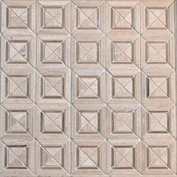 GL Stone & Tile Designer Pattern Natural Stone Mosaics Model 151792261 Kitchen Stone Mosaics
