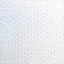 GL Stone & Tile Brick Pattern Glass Mosaics Model 151702111 Kitchen Glass Mosaics