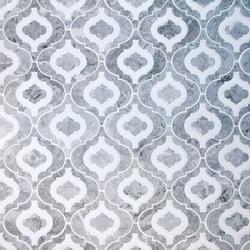 GL Stone & Tile Water Jet Cut Marble Mosaics Model 151795741 Kitchen Stone Mosaics