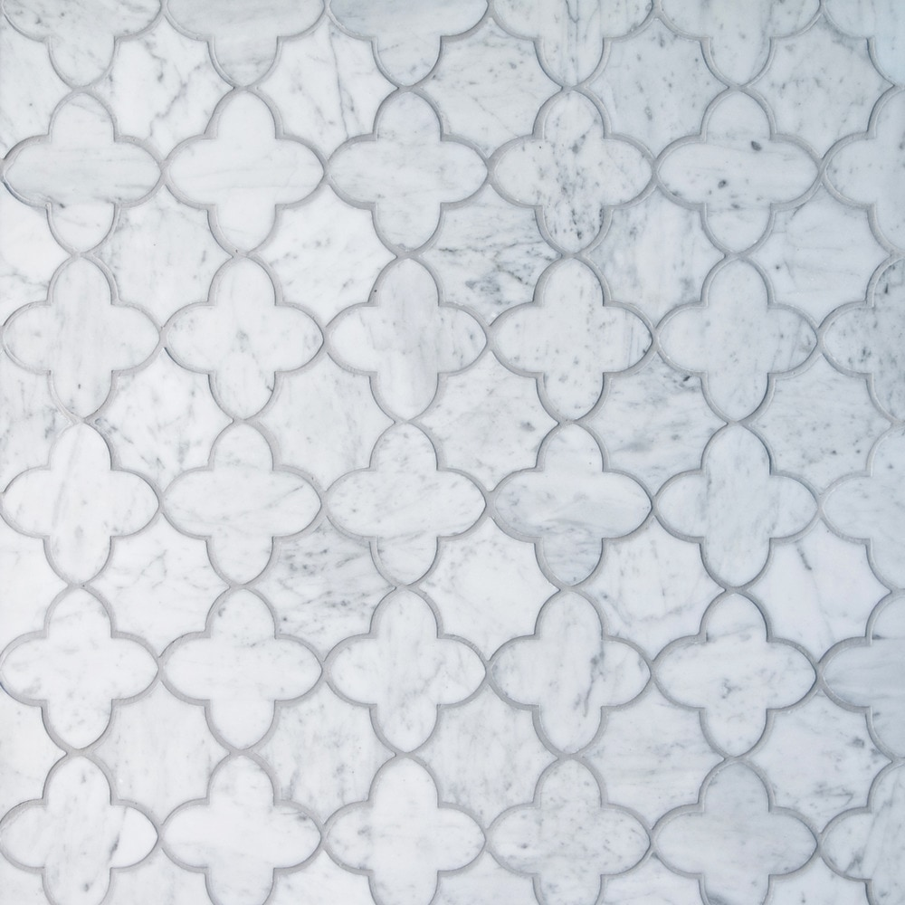 how to cut stone mosaic tile