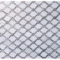 GL Stone & Tile Water Jet Cut Marble Mosaics Model 151795771 Kitchen Stone Mosaics