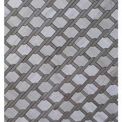 GL Stone & Tile Water Jet Cut Marble Mosaics Model 151795781 Kitchen Stone Mosaics