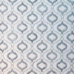 GL Stone & Tile Water Jet Cut Marble Mosaics Model 151795811 Kitchen Stone Mosaics