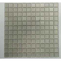 GL Stone & Tile Square Pattern Glass Mosaics Model 151701841 Kitchen Glass Mosaics