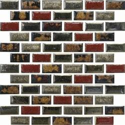 GL Stone & Tile Brick Pattern Ceramic Mosaics Model 151719061 Kitchen Wall Tiles