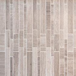 GL Stone & Tile Linear Pattern Natural Stone Mosaics Model 151792211 Kitchen Stone Mosaics