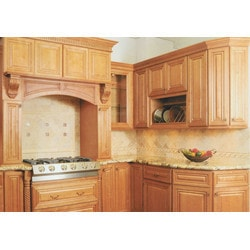 Century Home Living 15 inch (W) x 36 inch (H) Kitchen Wall Cabinet Model 151763681 Kitchen Cabinets