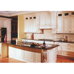 Century Home Living 18 inch (W) x 42 inch (H) Kitchen Wall Cabinet Model 151764221 Kitchen Cabinets