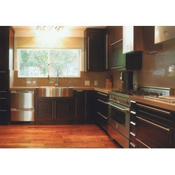 Century Home Living 18 inch (W) x 36 inch (H) Kitchen Wall Cabinet Model 151763541 Kitchen Cabinets
