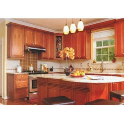 Century Home Living 21 inch (W) x 42 inch (H) Kitchen Wall Cabinet Model 151764251 Kitchen Cabinets