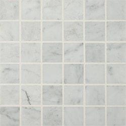 MS International Carrara White Model 150069041 Kitchen Stone Mosaics