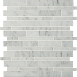 MS International Carrara White Type 150069051 Kitchen Stone Mosaics in Canada