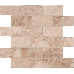 MS International Crema Cappuccino Type 150069121 Kitchen Stone Mosaics in Canada