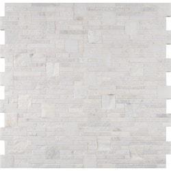 MS International Arabescato Carrara Model 150069651 Kitchen Stone Mosaics