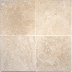 MS International Ivory Travertine Model 150069221 Kitchen Stone Mosaics