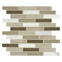 MS International Crystal Cliffs Type 150064511 Kitchen Wall Tiles in Canada