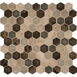 MS International Keningston Model 150064421 Kitchen Wall Tiles