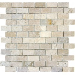 MS International Chiaro Model 150069241 Kitchen Stone Mosaics