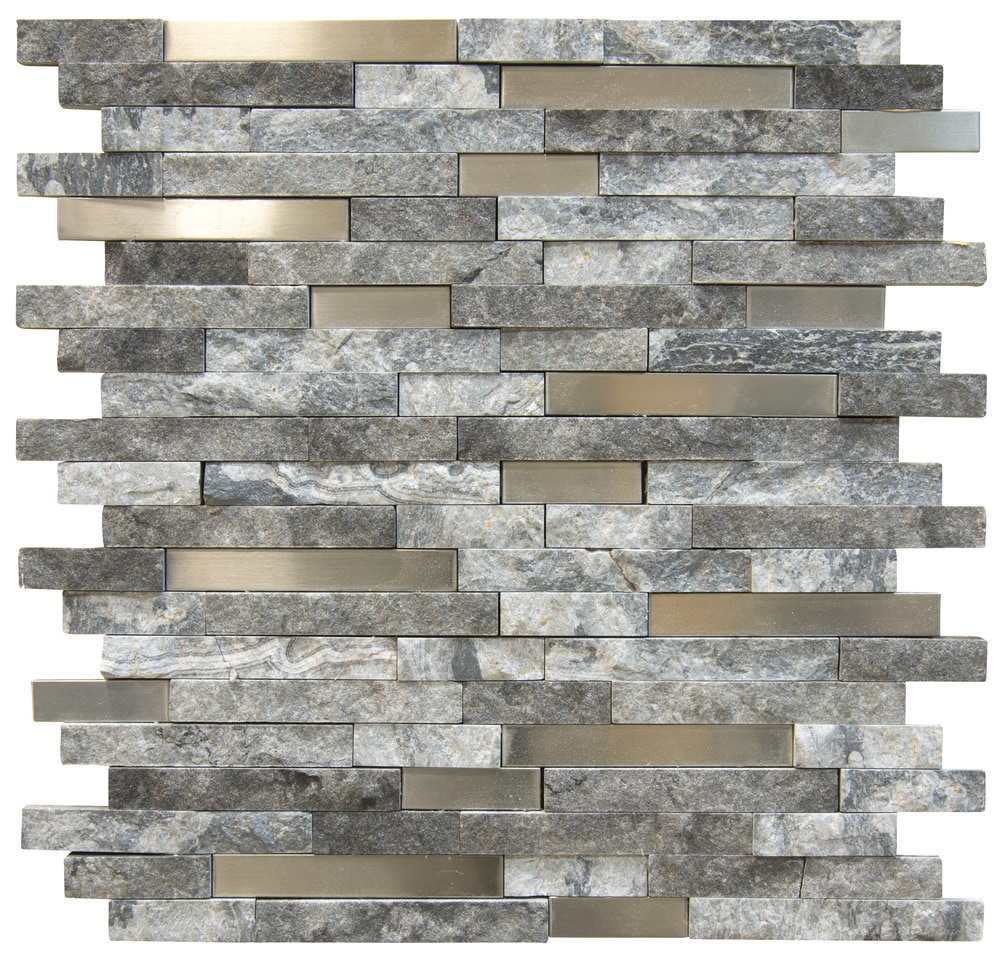ms international mosaic tile eclipse interlocking 8mm
