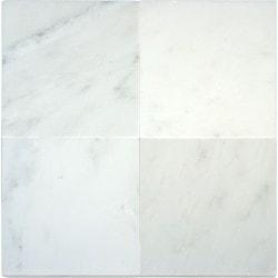MS International Arabescato Carrara Model 150068881 Kitchen Stone Mosaics