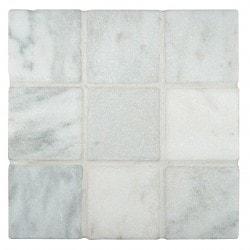 MS International Arabescato Carrara Model 150068841 Kitchen Stone Mosaics