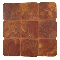 MS International Multi Red Onyx Type 150062931 Kitchen Stone Mosaics in Canada