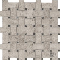 MS International Tundra Gray Type 150068891 Kitchen Stone Mosaics in Canada