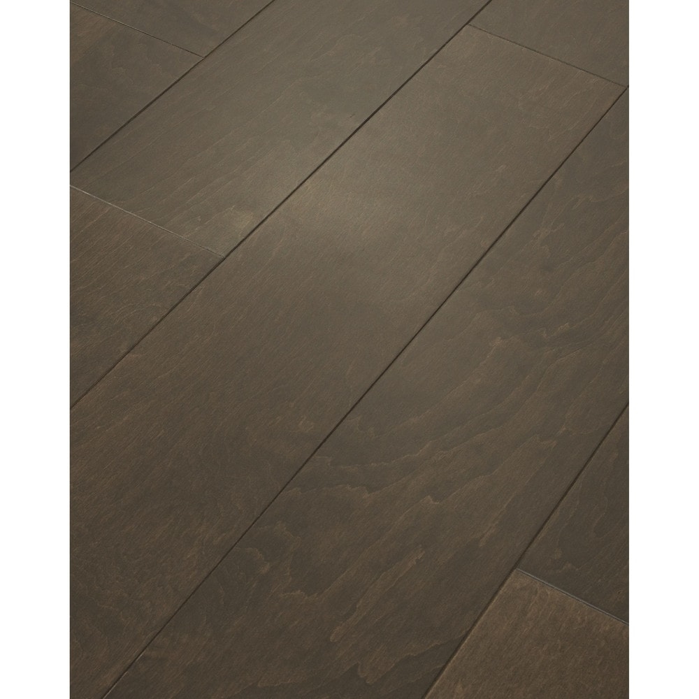 Walking tall engineered tennessee plank iron ore maple for Tennessee wood flooring