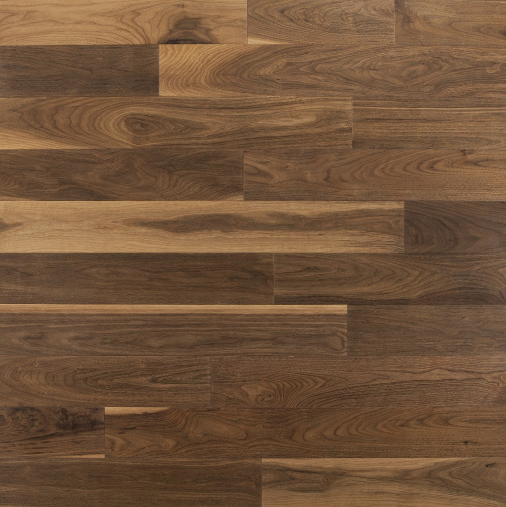 Nydree flooring engineered hardwood walnut natural 5 1 for Hardwood floors 60 minutes