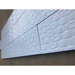 BellaVia Porcelain Ceramic Marble Tiles & Mosaics 3D Embossed Tiles Model 151884721 Kitchen Wall Tiles