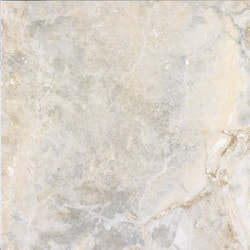 "BellaVia Porcelain Ceramic Marble Tiles & Mosaics Nu Travertine Silver 12""x12"" Rectified Model 150961151 Flooring Tiles"