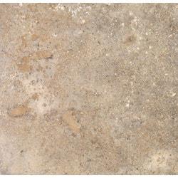"BellaVia Porcelain Ceramic Marble Tiles & Mosaics Nu Travertine Walnut 12""x12"" Rectified Model 150961251 Flooring Tiles"
