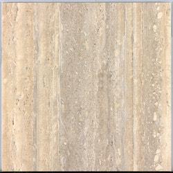 "BellaVia Porcelain Ceramic Marble Tiles & Mosaics Nu Travertine Walnut 9""x18"" Polished/Rectified Model 150961231 Flooring Tiles"