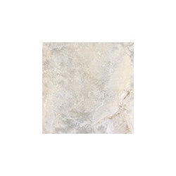 "BellaVia Porcelain Ceramic Marble Tiles & Mosaics Nu Travertine Cream 18""x18"" Polished/Rectified Model 150961171 Flooring Tiles"