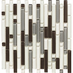 Elegantiles Glasso Model 150464351 Kitchen Glass Mosaics