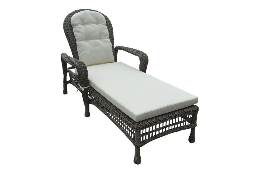 Panama Jack Carolina Beach Collection Chaise Lounger 1 Piece