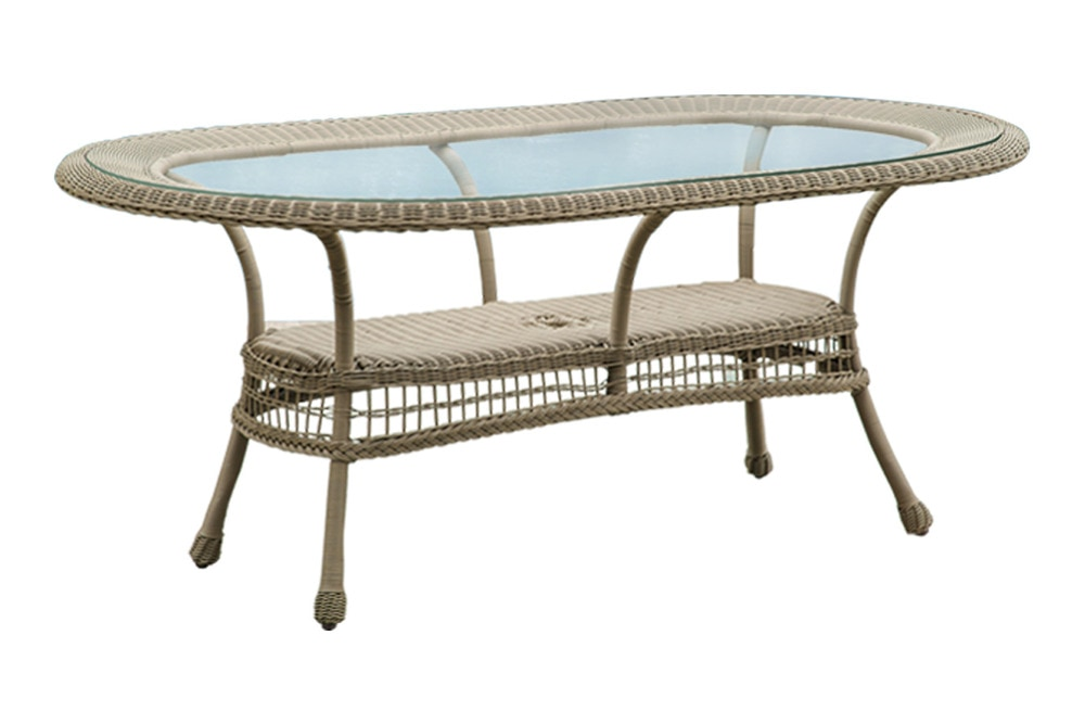 Panama Jack Carolina Beach Collection Dining Table 1 Piece