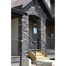 Kodiak Mountain Stone Manufactured Stone Veneer Western Ledge Type 151507481 Manufactured Stone Veneer in Canada