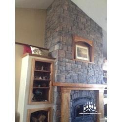 Manufactured Stone Veneer Kodiak Mountain Southern Hackett Thin Stone Manufactured Stone Veneer Type 150768591 in Canada