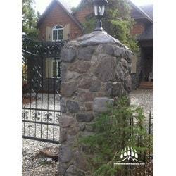 Manufactured Stone Veneer Kodiak Mountain Thin Cut Fieldstone Manufactured Stone Veneer Type 150768151 in Canada