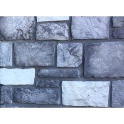 Manufactured Stone Veneer Kodiak Mountain Southern Hackett Thin Stone Manufactured Stone Veneer Type 151393211 in Canada