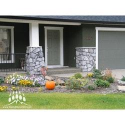 Manufactured Stone Veneer Kodiak Mountain Thin Cut Fieldstone Manufactured Stone Veneer Type 150768181 in Canada
