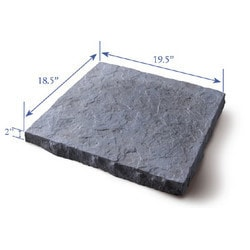 Manufactured Stone Veneer Kodiak Mountain Hearth Stone Manufactured Stone Veneer Type 151347691 in Canada