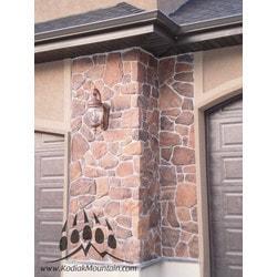 Kodiak Mountain Stone Manufactured Stone Veneer Thin Cut Fieldstone Model 150768211 Manufactured Stone Veneer