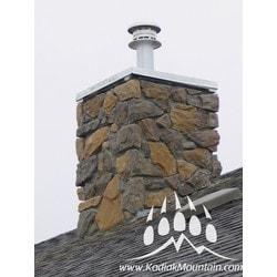Kodiak Mountain Stone Manufactured Stone Veneer Thin Cut Fieldstone Type 150768221 Manufactured Stone Veneer in Canada