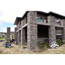 Manufactured Stone Veneer Kodiak Mountain Southern Hackett Thin Stone Manufactured Stone Veneer Type 150768681 in Canada